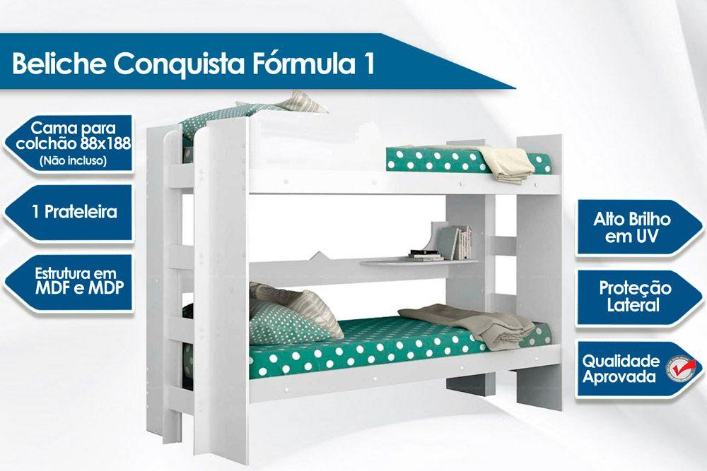 Beliche Conquista  Fórmula 1