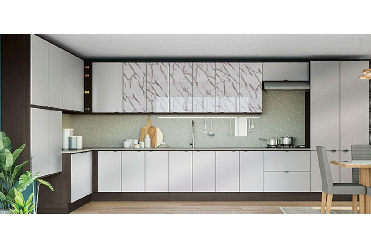 Nicho Garrafeiro de Cozinha Modulado Kappesberg Nox H780 15cm