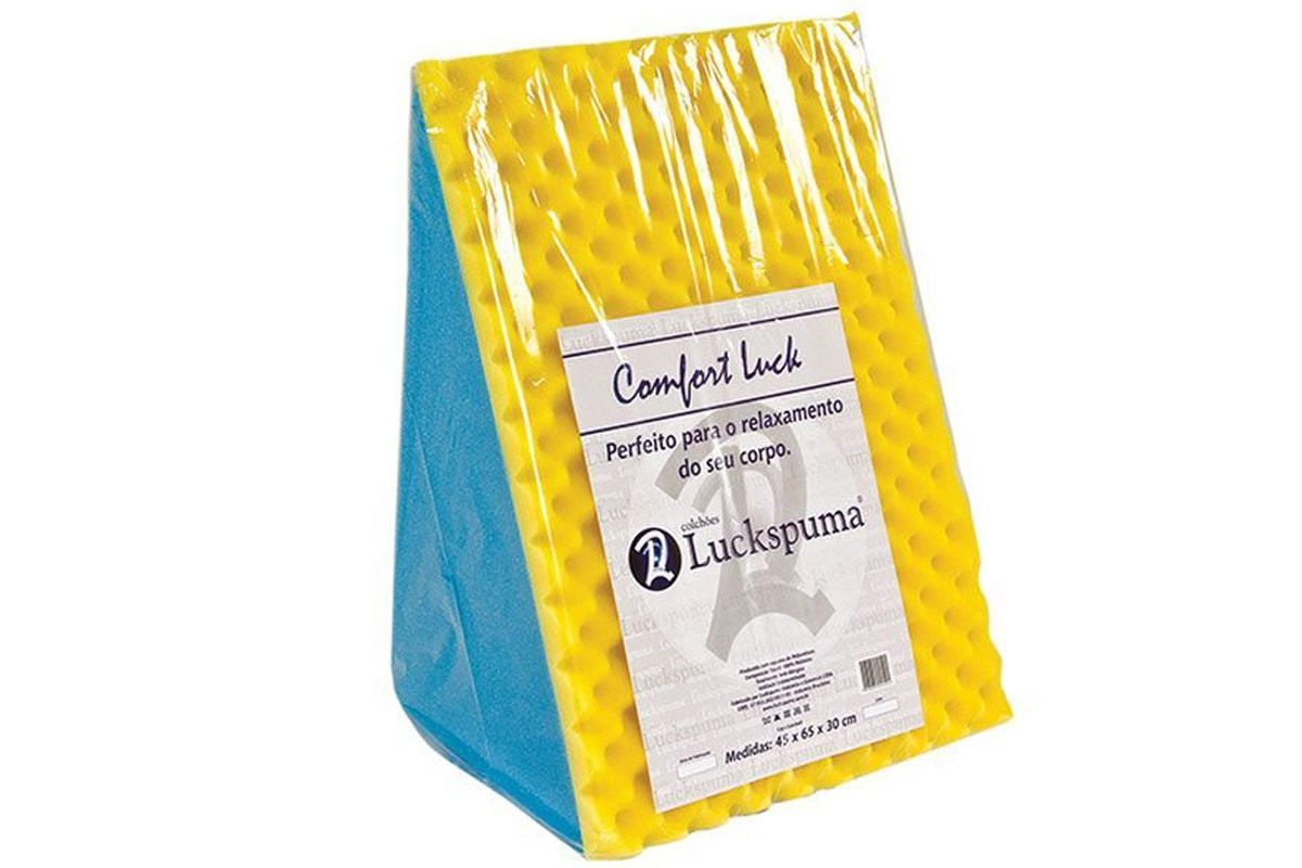 Encosto Luckspuma Confort Luck0,45 x 0,65 x 0,30