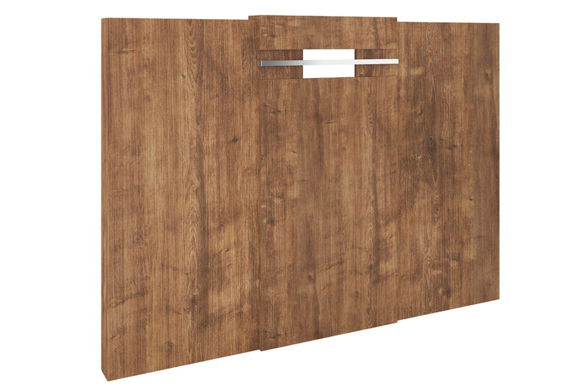 Painel Cama Box Casal/Queen Carraro Elegance - 1019Cor Native