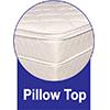 Colchão Luckspuma Bonnel Trade Pillow Cinza -  Tipo de Pillow