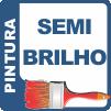 Beliche Santos Andirá Havana Plus 3 gavetas Cor Branco/Branco -  Tipo de Acabamento da Pintura