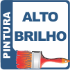 Mesa de Centro Linea Brasil Monet -  Tipo de Acabamento da Pintura
