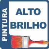 Beliche Com Escrivaninha e Baú Santos Andirá Office New + Cama Auxiliar c/ 2 Gavetas -  Tipo de Acabamento da Pintura