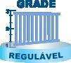 Berço Multimóveis 3 Regulagens de Altura 0515 -  Vantagens Extras