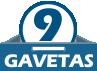 Guarda Roupa Novo Horizonte Sonare 3 Portas de Correr e 9 Gavetas c/Espelho -  Quantidade de Gavetas