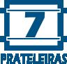 Guarda Roupa Kappesberg S743 c/ 3 Portas de Correr e 3 Gavetas -  Quantidade de Prateleiras