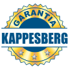 Cadeira Kappesberg Florença Aço Cromada 2C005CR -  Garantia
