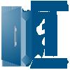 Escrivaninha Para Notebook Kappesberg S970 -  Quantidade de Portas
