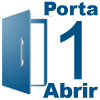 Cômoda Henn Magno c/ 1 Pta e 4 Gav. -  Quantidade de Portas