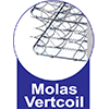 Colchão Plumatex de Molas Verticoil Viena Plus Euro Pillow -  Tipo de Estrutura de Molas
