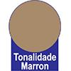 Cama Box Base Ortobom Courino Marrom 30 -  Cor da Forração Revestimento