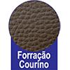 Cama Box Baú Ortobom Couríno Bianco -  Forração de Revestimento da Cama Box