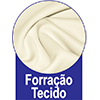 Cama Box Base Castor c/ Gavetas Tecido Branco -  Forração de Revestimento da Cama Box