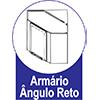 Gabinete de Cozinha Itatiaia Itanew IAG NG C/Tampo -  Características de móveis