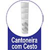 Cantoneira Grande Itatiaia Multilinhas ICG CESTO -  Características de móveis