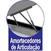Cama Box Baú Ortobom Nobuck Rosolare Café -  Detalhes Gerais da Cama Box