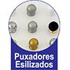 Guarda Roupa Santos Andirá Conect 4.3 -  Tipo de puxador