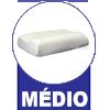 Travesseiro Fibrasca Top Suporte Firme -  Altura do travesseiro