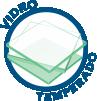 Mesa Cimol Patricia Base Madeira Tampo MDF c/ Vidro 130cm -  Vantagens Extras da mesa