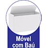 Beliche Santos Andirá Office Teen Aquerela Cor Branco/Branco -  Vantagens Extras d##generosessao##