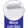 Bicama Multimóveis Com Baú 5009 -  Vantagens Extras d##generosessao##