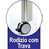 Bedside Sleepers Art In Moveis Soninho BE1005 -  Vantagens Extras