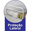Cama Multifuncional Solteiro Santos Andirá Conect -  Vantagens Extras