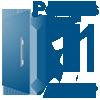 Cozinha Compacta Itatiaia Criativa (COZ MXII 3V) -  Quantidade de Portas