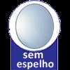 Roupeiro Novo Horizonte Bari 6 Gavetas C/Espelho -  Vantagens Extras do Guarda Roupa