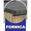 Mesa Carraro 249 Dobrável Cromada c/ Tampo de Madeirado Branco 92x45cm / 92x92cm -  Vantagens Extras da mesa
