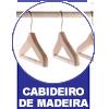 Roupeiro Henn Briz B64 c/ 2 Pts 3 Gav - c/ Espelho -  Vantagens Extras do Guarda Roupa