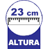 Conjugado Box Herval Molas Bonnel MH 1441 Milano Black c/Auxiliar -  Altura da Cama Auxiliar com os pés