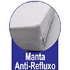 Travesseiro Fibrasca Rampa Terapêutica Anti Refluxo p/ Adultos Impermeável T.Latex -  Vantagens Extras do Travesseiro