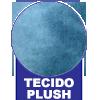 Travesseiro Duoflex Nasa Cervical Anatômico Viscoelástico NN2100 -  Tecido da Capa  de Revestimento