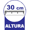 Protetor de Colchão Ortobom Liso -  Para colchões até:
