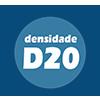Colchonete Herval D20 Flora Slim -  Densidade da Espuma