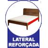 Cama Santos Andirá Sleep Conect -  Vantagens Extras da cama de solteiro