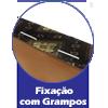 Poltrona Probel/Pelmex Atlanta Zero Wall -  Tipo de Fixação da Forração