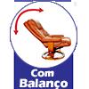 Poltrona Probel/Pelmex Elegance Baby Balanço -  Vantagens Extras d##generosessao##