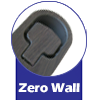 Poltrona Probel/Pelmex Atlanta Zero Wall -  Vantagens Extras d##generosessao##