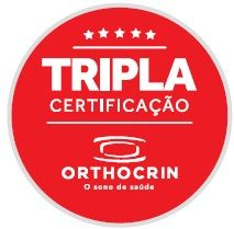 Colchão Orthocrin Molas Superlastic Selene Plus Square Black -  Certificados de Qualidade