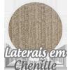 Colchão Sealy Molas Pocket Grafite -  Tecido de Revestimento da Faixa Lateral