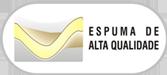 Colchão Ortobom de Espuma D45 ISO 150 Mega Firme 18cm -  Camadas Interna do Estofamento de Espuma