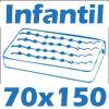 Mini Cama Multimóveis 6070 -  Tamanho do colchão para usar na cama
