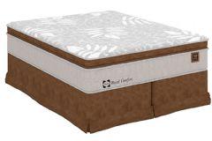 Colchão Sealy/ de Molas Posturepedic Royal Comfort Plus