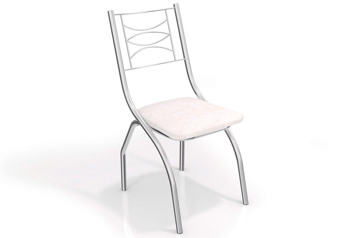 Cadeira Kappesberg Itália Cromada 2C018CR