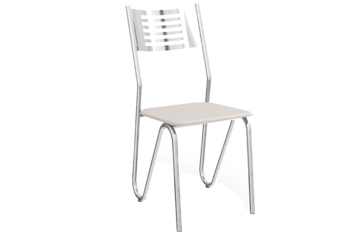 Cadeira Kappesberg Nápoles Cromada 2C045CR