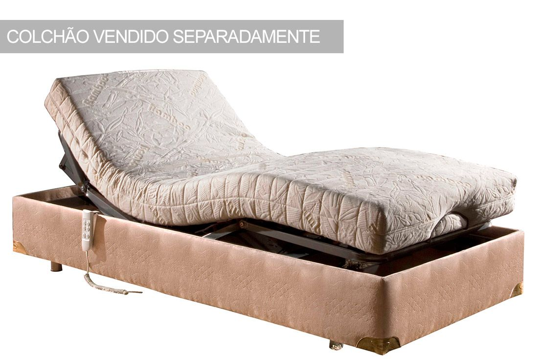 Cama Box Herval Articulável MH 1807