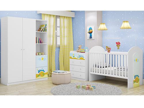 Quarto Infantil Completo Para Bebe ~ Quarto Infantil (Beb?) Completo Kappesberg Dreams QI47 at? 40% OFF